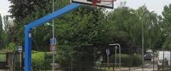 Basketball-Anlagen