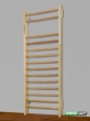 Home gymnastic wall bars(Swedish Ladder), 230x85 cm, 14 rungs, code 221