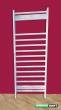 Weiße Sprossenwand 2.3x0.85 m, Artikelnr. 221-Weiß