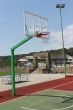 Basketbal paal Heavy professional,120x120 mm,Artikelnr. 105- D/professional