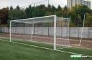 Σταθερές εστίες ποδοσφαίρου 7,32 x 2,44 m, με αναδιπλούμενο πίσω,κωδ. 404