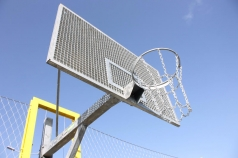 Vuuverzinkt Heavy Metal basketbalring,code 106