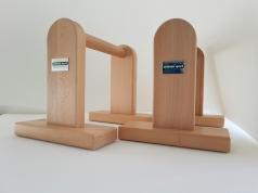 Manigle per flessioni,30x34 cm, codice 248/Parallettes
