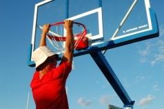 Basketballring abklappbar, Code 108