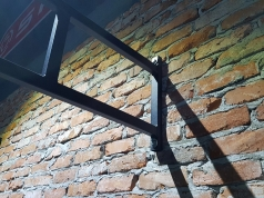 Power Rack da parete, codice 499