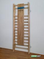 Banco plano- abdominales, maderas haya,codigo 251-F