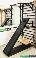 Pull Up Bar for Stall Bar ( Swedish Ladder ),code 248/FI