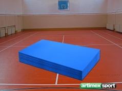 Judomatte 200x100x4 cm,RG 200,artikelnr 1418