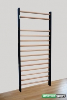 Swedish wall ladder,2.3x0.85 m,model Vienna,code 221-Vienna