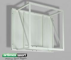 Basketball-Wandanlage Set, Artikelnr. 160-Wand