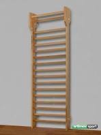 プレミアム肋木、不可欠なブナ材-Rokuboku-、2.4x0.9m、コード216-F
