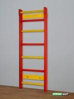 Espaldera infantil, 2 colores,170x60 cm,Codigo 250-B