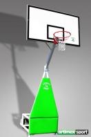 Verplaats basketbalpaal,Artikelnr. 115