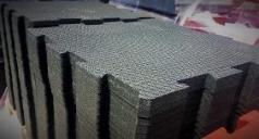 Vollgummi Puzzleplatten-System,artikelnr 776644