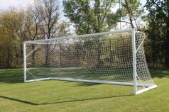 Football goals, freestanding,7.32x2.44 m,code 405