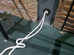 Battle Rope 15m aus Polyetser, Artikelnr. 7010