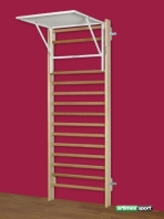 Suspension Frame Wall Bar Mounted, Cage Rocher, code 273