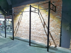 Rack mural pour CrossFit Ref 499