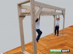 Sistema de escalada para niños,250x210 cm. Código 282