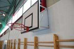 Fiksna košarkaška konzola, projekcijska ploča 1m sifra 122