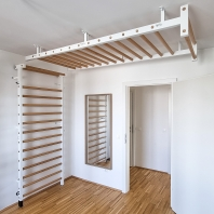 Set Sprossenwand für Wand und Decke, Artikelnr. 221-MDW