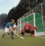 Porteria para hockey hierba, código 132-P