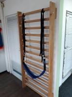 Rückengurte(Back straps) für Sprossenwand,Artikelnr 1169