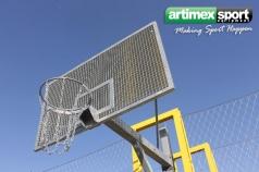 Basket  Panel antivandalism,1800x1050 mm,Varenummer 171-Z