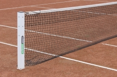 Tennispfosten quadratisch 80 x 80mm,Artikelnr 302