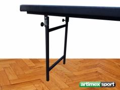 腹部訓練用クッション付きベンチ,コード 251-S