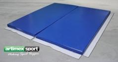 Kombi-Turnmatten Maße (LxBxH) 200 x200 x 5 cm, ArtikelnR: 54300 /Gymnastik