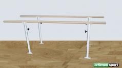 Loopbrug simpel 250 cm,code 299