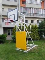 Mozgatható Streetball kosárpalánk rendszer, kod: 560