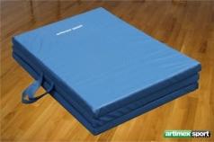Tapis de gymnastique pliable 200x100 cm, haute densité,ref 238-3-90
