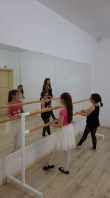 Ballet Barre model School, 250 cm, code 113-3M