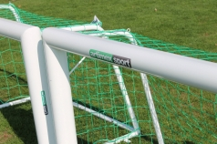 Mini fodboldmål,1.8x1.2 m.Varenummer 406 oval