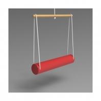 Schaukel aus Schaum mit Seile, Artikelnummer 258-Schaukel