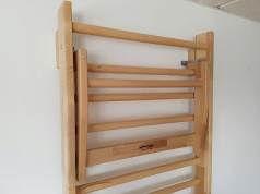Beechwood Attaching Bar for Wall bars,code 248-H