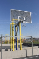 Système de basket-ball anti-vandalisme, référence 105-Z