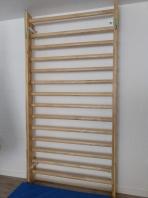Sprossenwand aus Esche,200x100 cm,Reha, Artikelnr .254-Reha-Esche