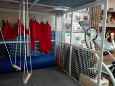 Cage de Pouliethérapie (ou cage de Rocher), Ref. 20150