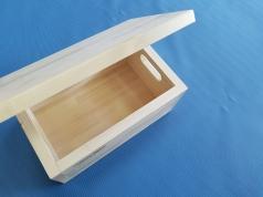 Holzkiste für Praxis,40x25x16 cm, Artikelnr 246-1