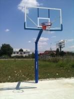 Basketballanlage 120x120 mm,Artikelnr.105-D/Superprofessionall