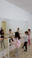 Freistehende Ballettstange, 250 cm, Artikelnr. 113-3M