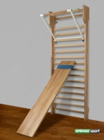 Incline Board for Stall Bars, Beech Wood, code 251-F