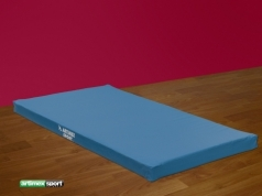 Hard Gymnastic Mat, 79'' x 40'', 2'' thick, code 237 -90