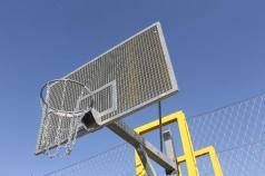 Basketball-Board aus Stahldrahtgewebe,1800x1000 mm,artikelnr 171-Z