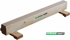 Low Balance Beam,104 inches long,code 1502