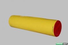 Zylinder aus Schaum,120X36 cm,artikelnr 244-M