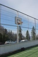 Košarkaški sistem podesivi po visini London sufra 105-aluminijum
